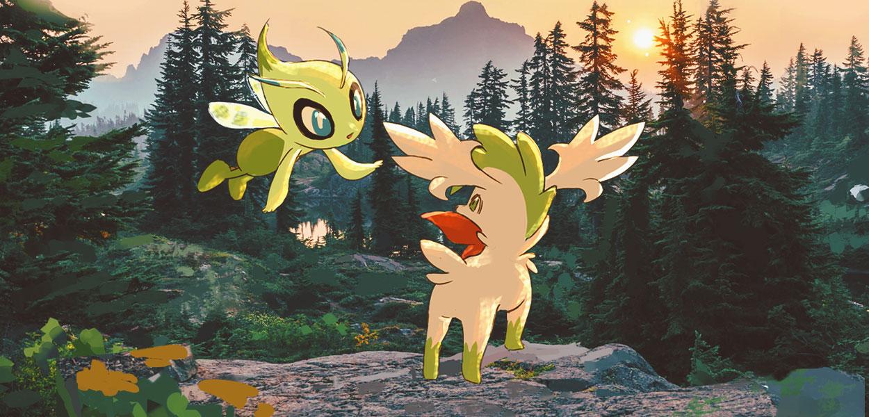 È nata la Foresta Millennium, la prima foresta Pokémon nel mondo reale!