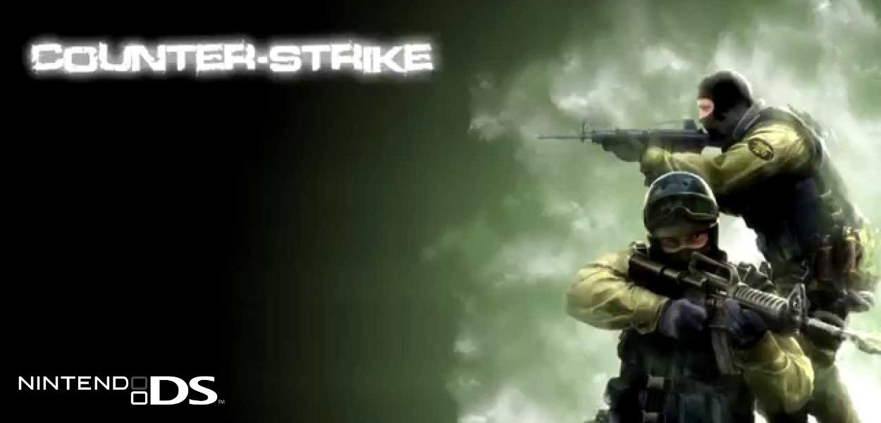 Counter-Strike, lo sparatutto più famoso di inizio millennio, prende vita su Nintendo DS grazie a un fan