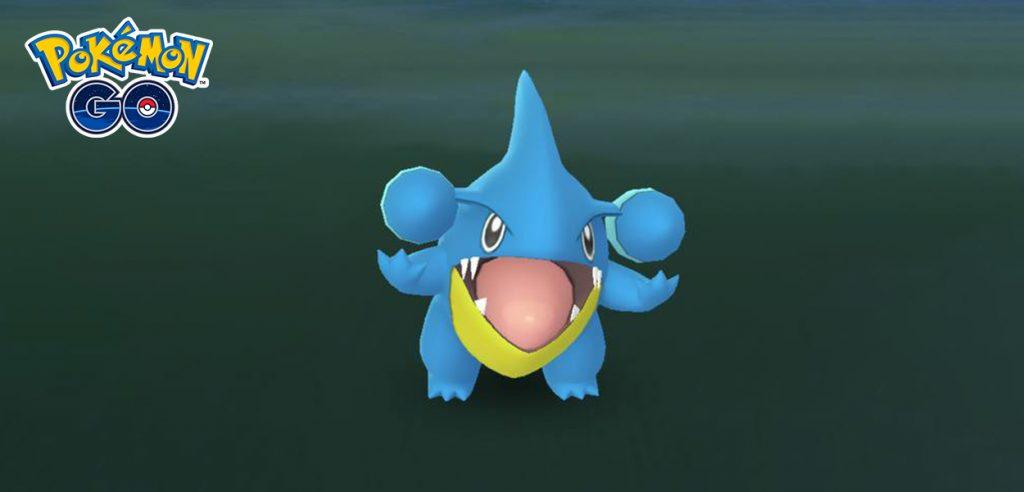 Gible Community Day Pokémon GO
