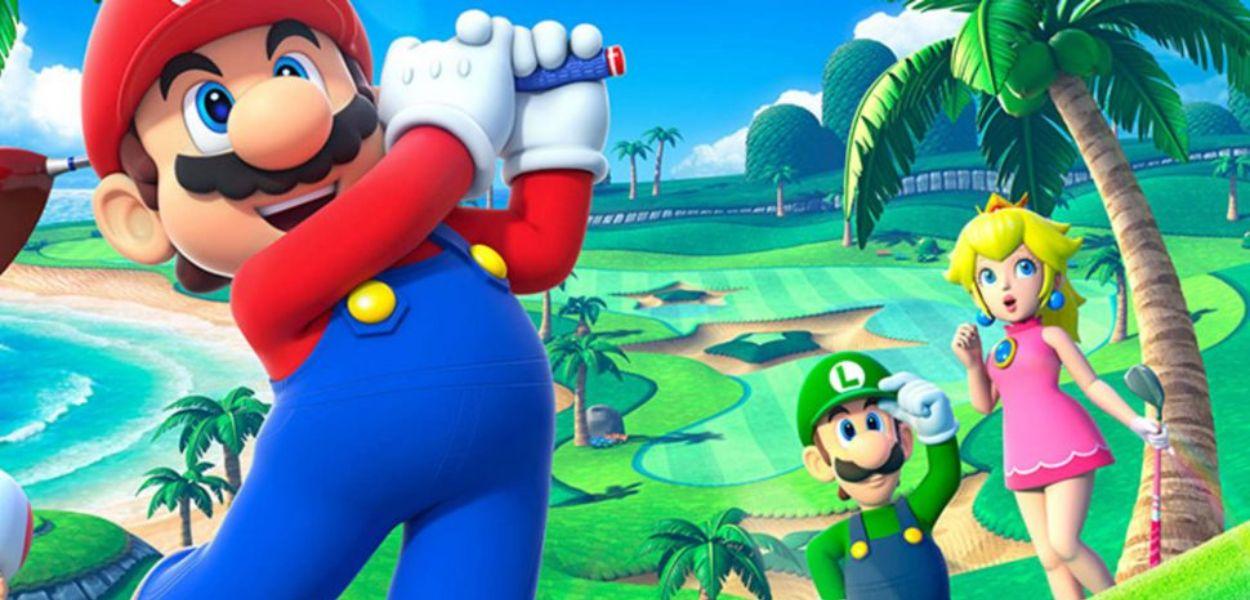 Il nuovo trailer di Mario Golf: Super Rush rivela tutti i personaggi giocabili