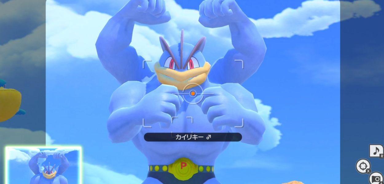 New Pokémon Snap domina la classifica giapponese