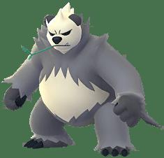 Pangoro Pokémon GO