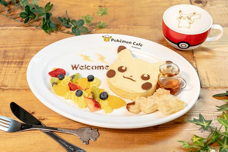 Pokémon Café Caffellatte