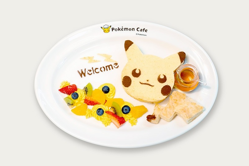 Pokémon Café Pancake