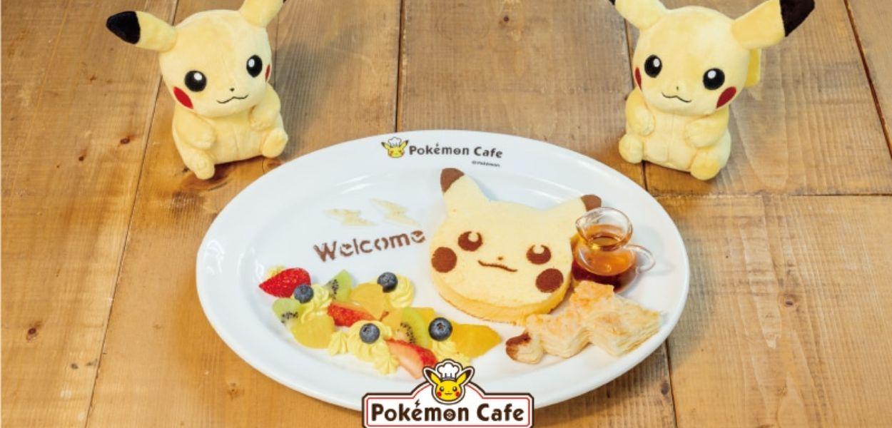 Morbidissimi pancake presto disponibili nei Pokémon Café