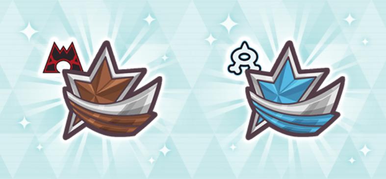 Pokémon Masters EX regalerà la Spilla Team Magma o la Spilla Team Idro