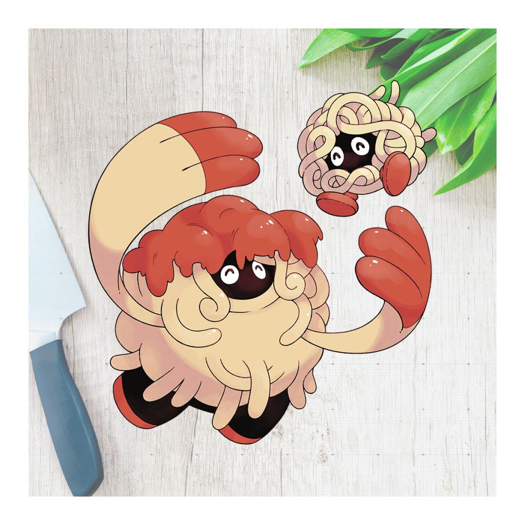 Pokémon cibo