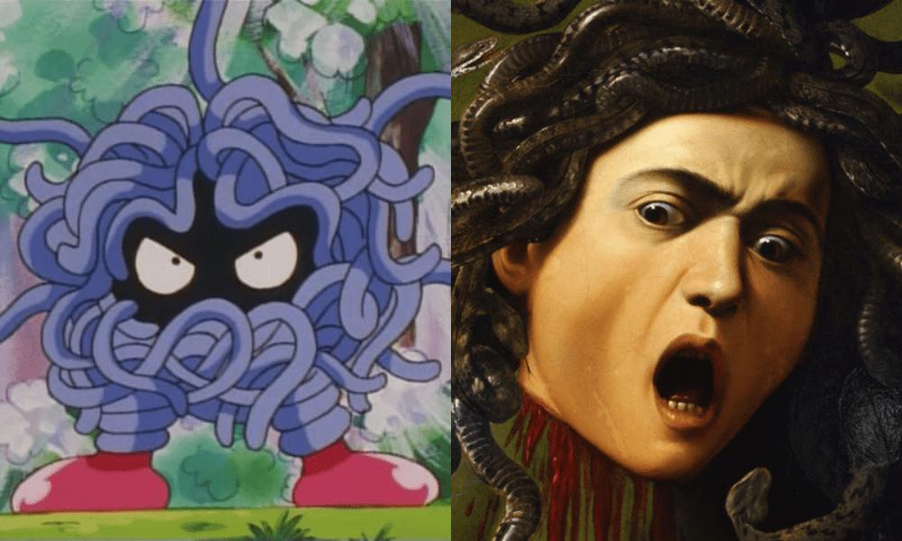 Pokémon mitologia