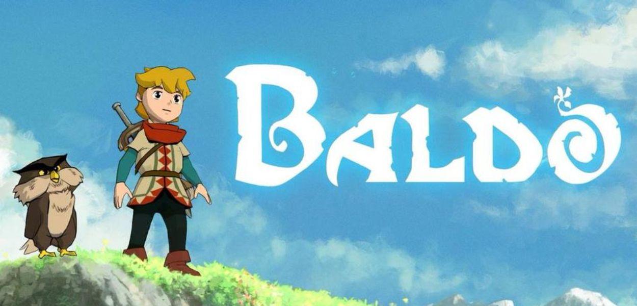 Baldo, lo zelda-like italiano protagonista di un nuovo video gameplay