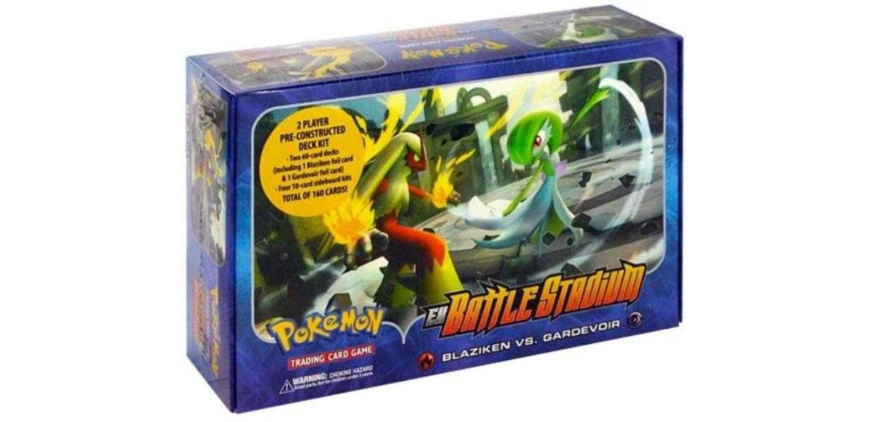 Battle Stadium Box: il nuovo prodotto del GCC Pokémon