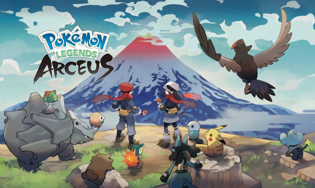 Leggende Pokémon uscita