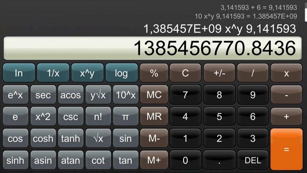 calcolatrice nintendo