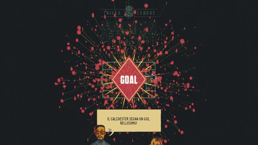 gol football drama