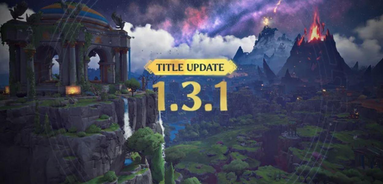 Immortals Fenyx Rising su Switch si aggiorna alla versione 1.3.1