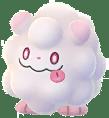 Swirlix Pokémon GO