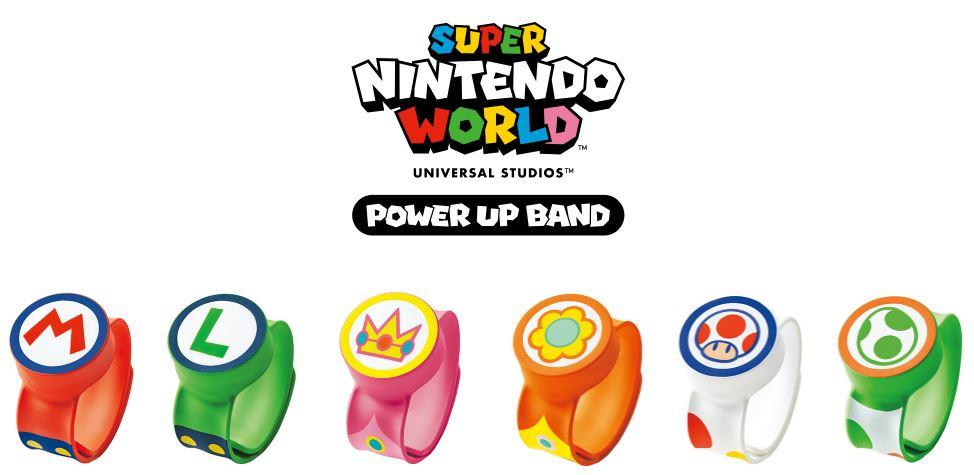Nintendo Power-Up Band