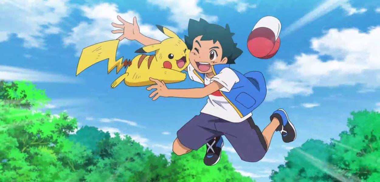 Nuovo orario per gli episodi della serie animata Pokémon su K2