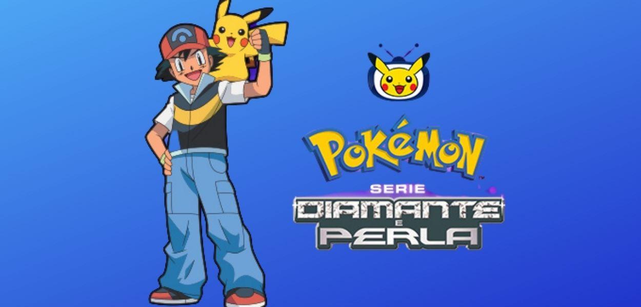 La serie Pokémon Diamante e Perla presto disponibile in streaming gratuito in Italiano
