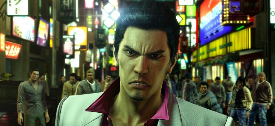 Nintendo Yakuza