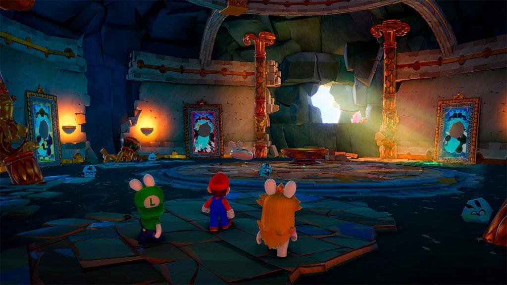 Mario + Rabbids Sparks of Hope schermata 3