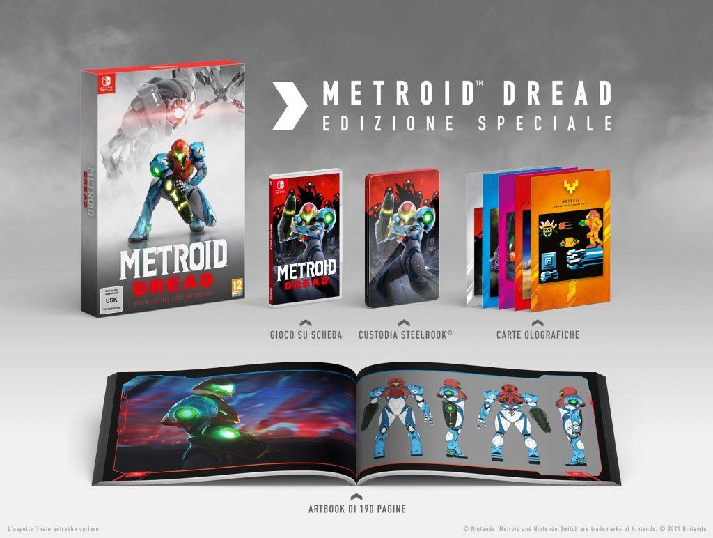 Special Edition di Metroid Dread