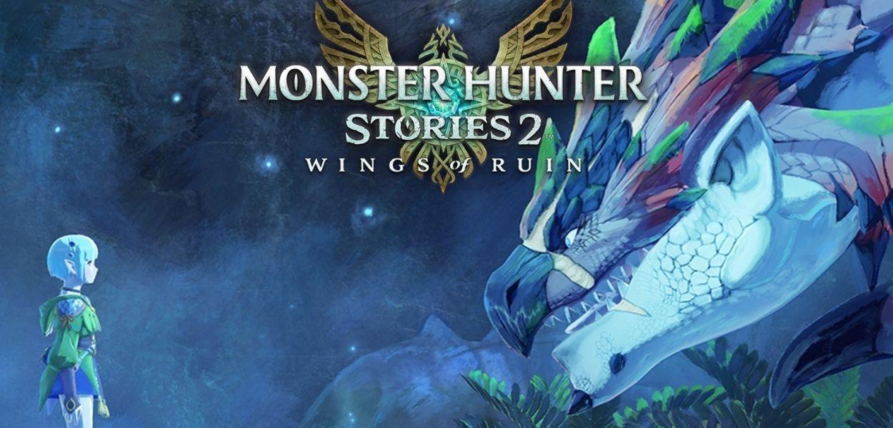 Mostrato un nuovo trailer di Monster Hunter Stories 2 al Summer Game Fest