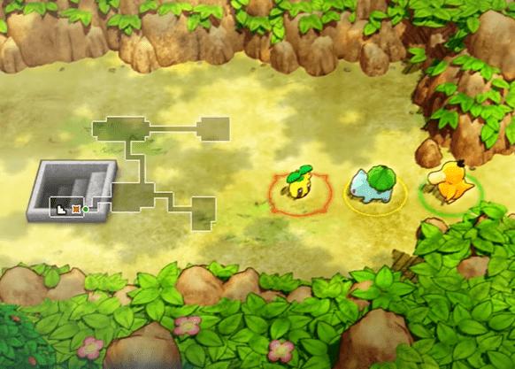 L'esplorazione tra uno dei valori che Pokémon Mystery Dungeon ci ha insegnato.