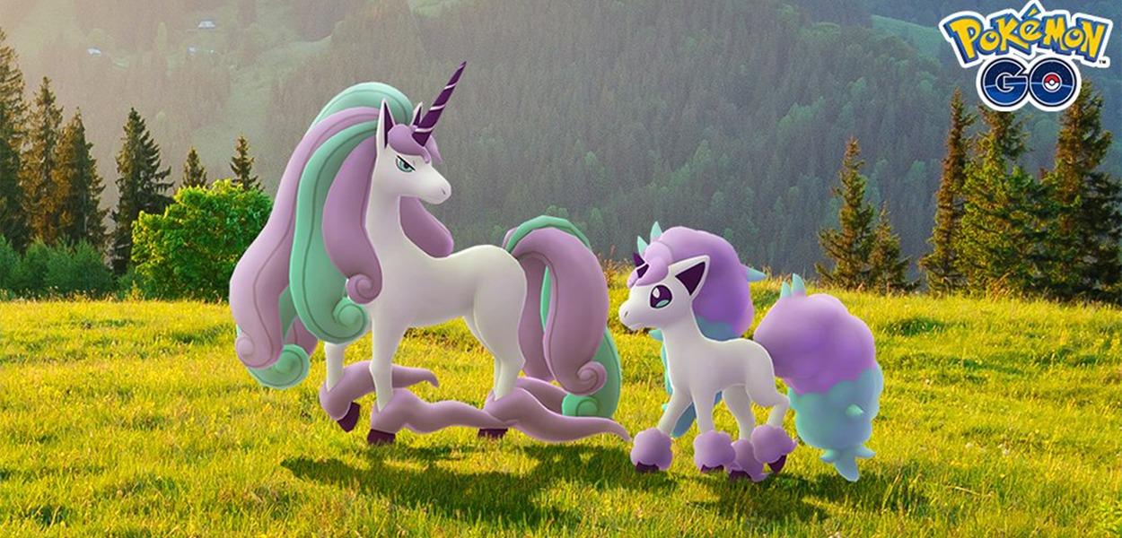 Tutte le missioni dell'evento dedicato a Ponyta di Galar in Pokémon GO