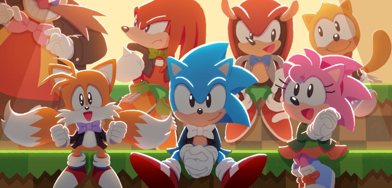 Sonic compie 30 anni, i migliori auguri da internet per il riccio sonico