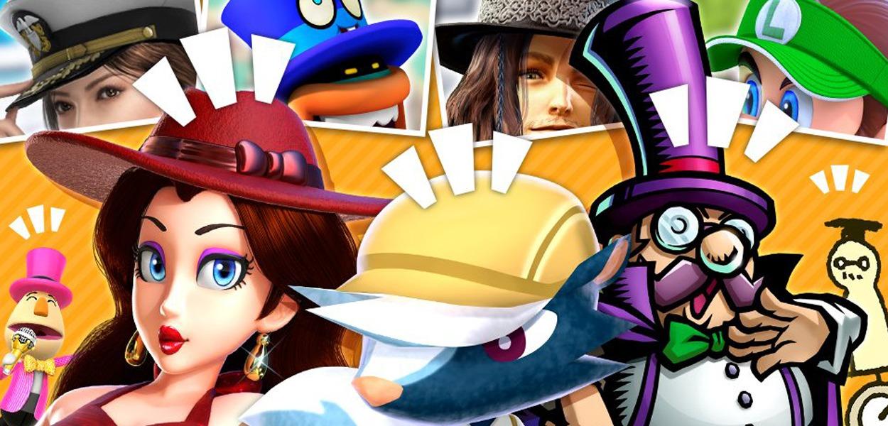 Il prossimo evento di Super Smash Bros. Ultimate sarà sui... cappelli?