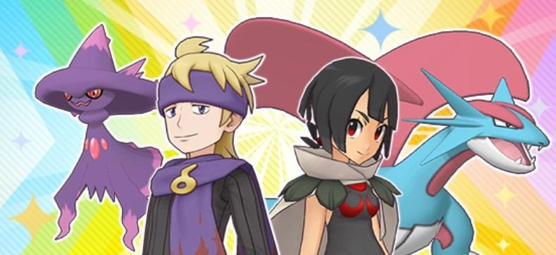 In Pokémon Masters EX si potranno ottenere nuove combinazioni di Unità