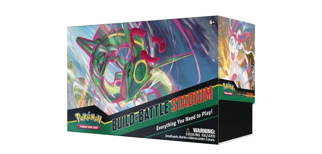 Buid & Battle Stadium: il nuovo prodotto del GCC Pokémon