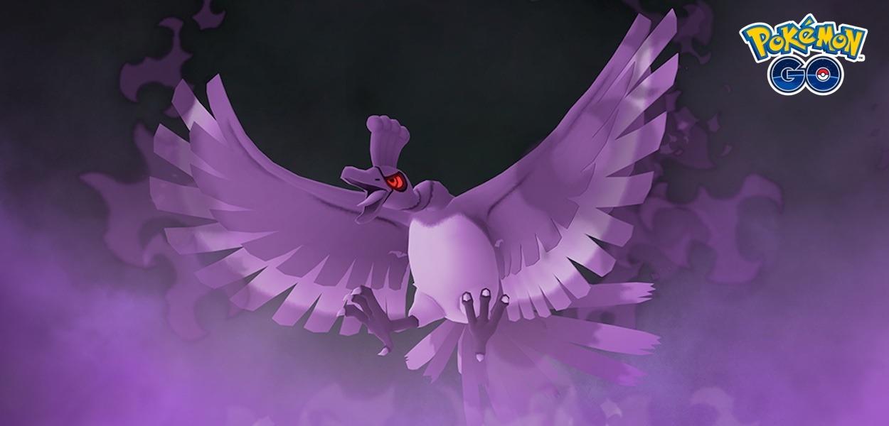 Ho-Oh ombra è in arrivo su Pokémon GO