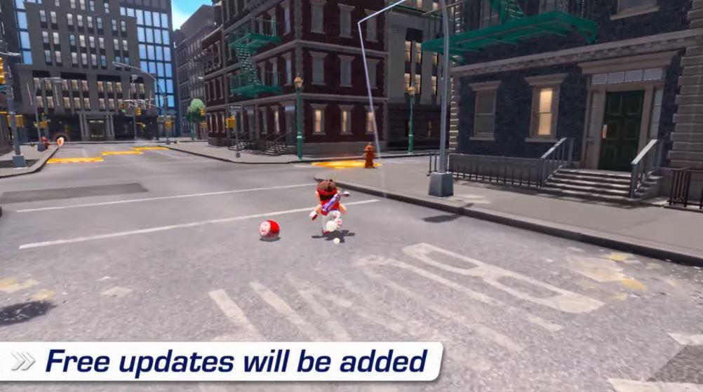 Mario Golf aggiornamenti gratuiti