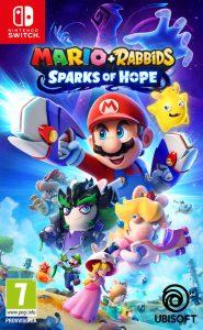 Mario+Rabbids preordine GameStopZing