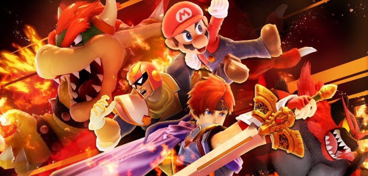 Il fuoco sarà il grande protagonista del prossimo torneo di Super Smash Bros. Ultimate