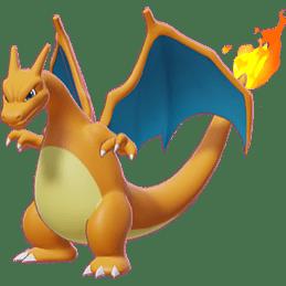 Charizard Pokémon Unite