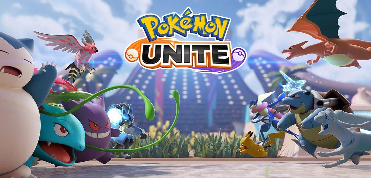 Pokémon Unite: ecco i combattenti a licenza gratuita fino al 12 settembre