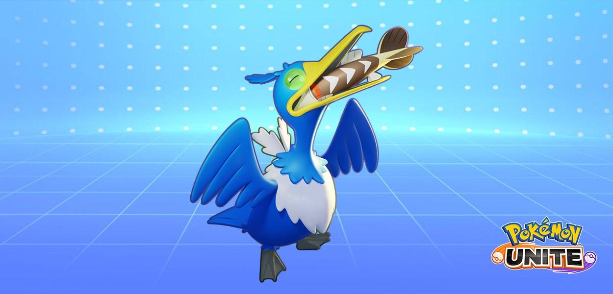 Cramorant in Pokémon Unite, tutto quello che c'è da sapere