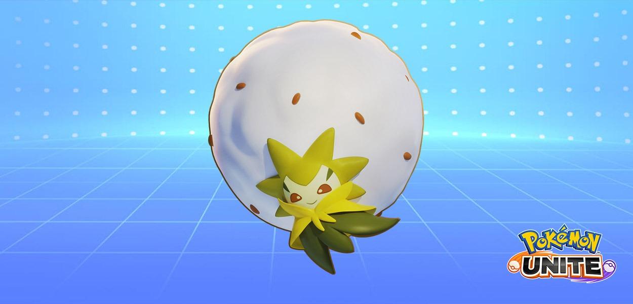 Eldegoss in Pokémon Unite, tutto quello che c'è da sapere