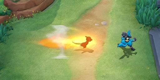 Fuococarica Pokémon Unite preview