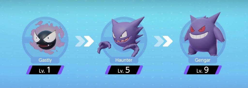 Gengar Pokémon Unite