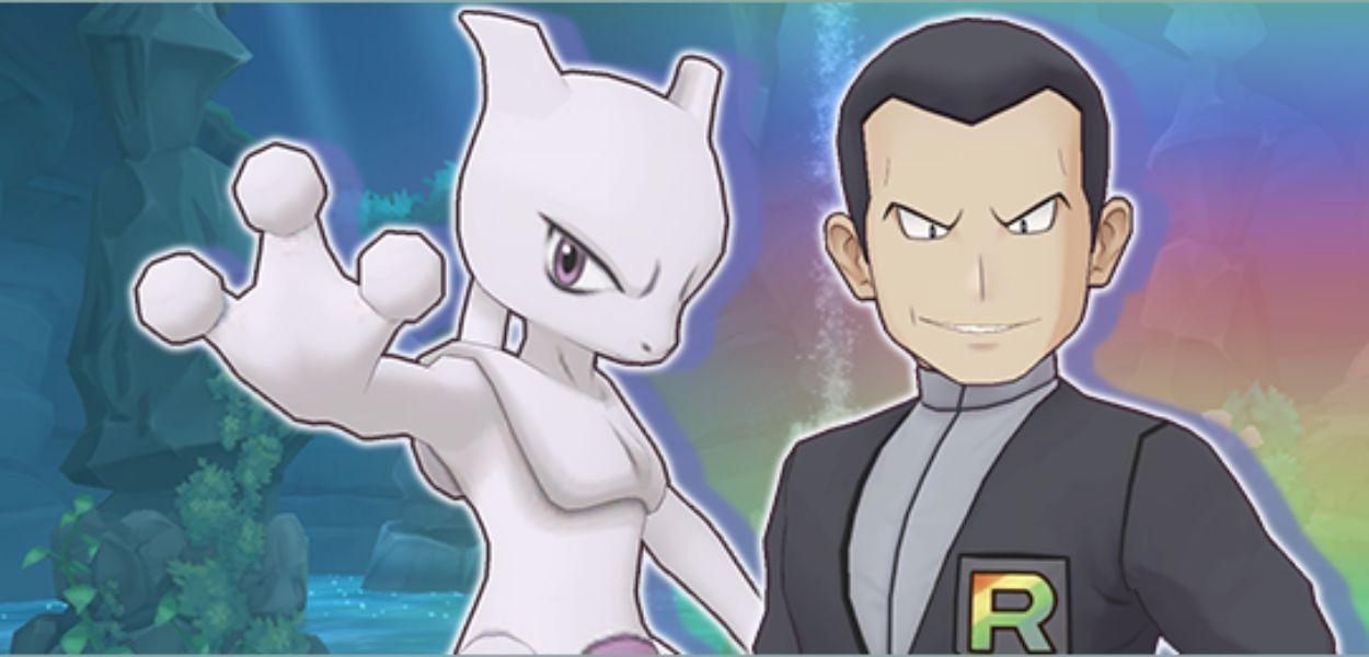 Mewtwo e Giovanni tornano in Pokémon Masters EX insieme a una campagna speciale