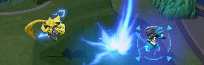 Impatto Voltaico Pokémon Unite preview