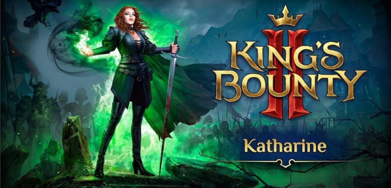 King's Bounty II: mostrato il trailer di un nuovo affascinante personaggio