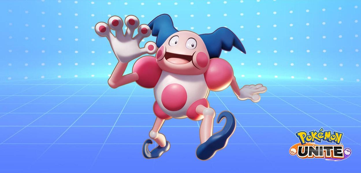 Mr. Mime in Pokémon Unite, tutto quello che c'è da sapere