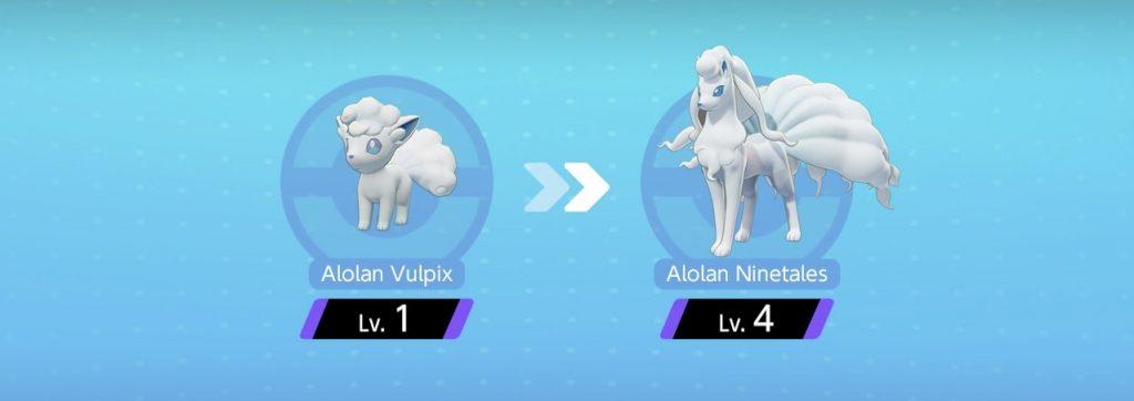 Ninetales Alola Unite
