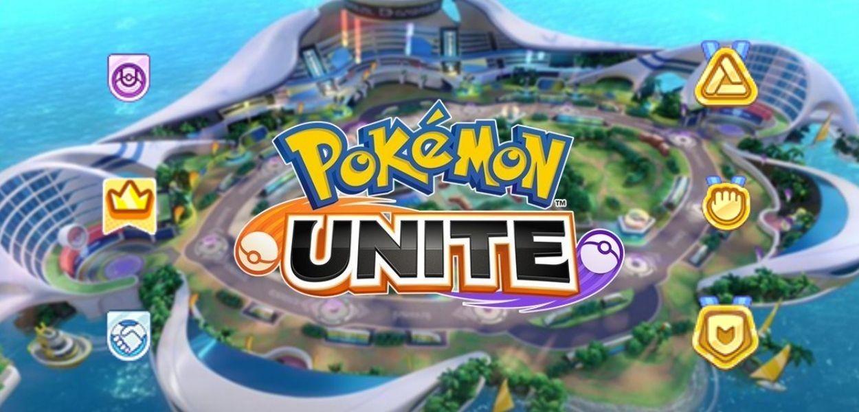 Pokémon Unite: il significato delle medaglie a fine partita
