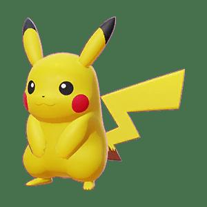Pikachu Pokémon Unite