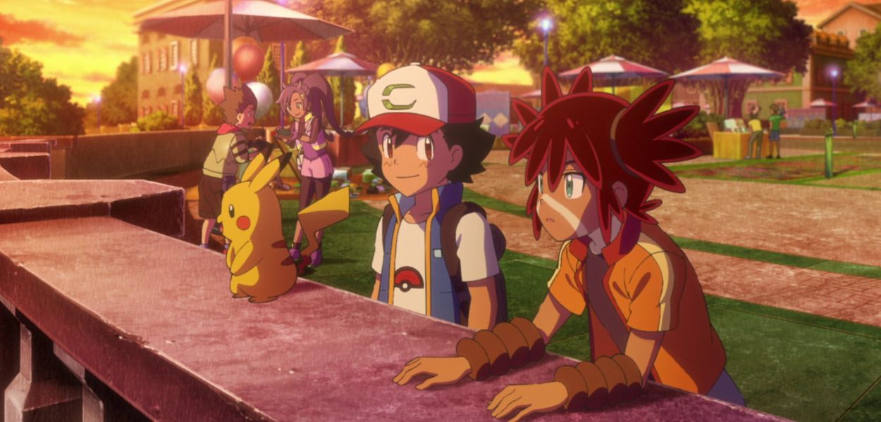 Rita e Phil di New Pokémon Snap compaiono nel film I segreti della giungla  - Pokémon Millennium